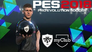 PES 2018 PS4 | Ball Opening, Legends Liverpool & Borussia Dortmund Lv.50.
