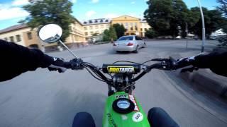 getlinkyoutube.com-Simson 60ccm ride