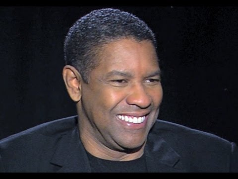 Denzel Washington interview for