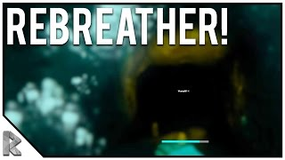 getlinkyoutube.com-Rebreather!! - The Forest Multiplayer w/ Vuxxy #7 (Season 2)
