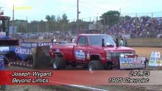 """getlinkyoutube.com-2015 Mercer Raceway """"Run What Ya Brung"""" Truck Pull"""