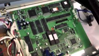 getlinkyoutube.com-Repaired a motherboard for Yamaha Clavinova CVP 87A Digital Piano