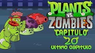 getlinkyoutube.com-Plantas vs zombies animado 20 (PARODIA) Jehu Llerena {PARTE 1}