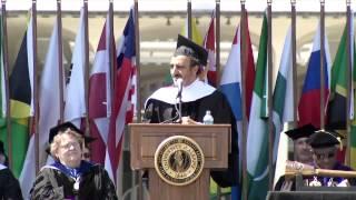 Chobani founder Hamdi Ulukaya's UAlbany Commencement Address