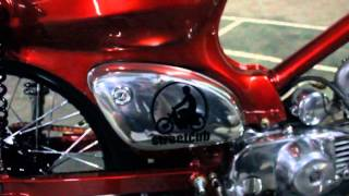 getlinkyoutube.com-STREETCUB CUSTOM MOTORCYCLE (dopislamet)