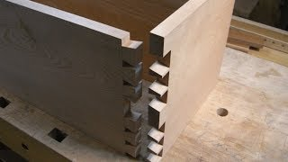 getlinkyoutube.com-A Cabinetmaker's Toolchest part two: Dovetails