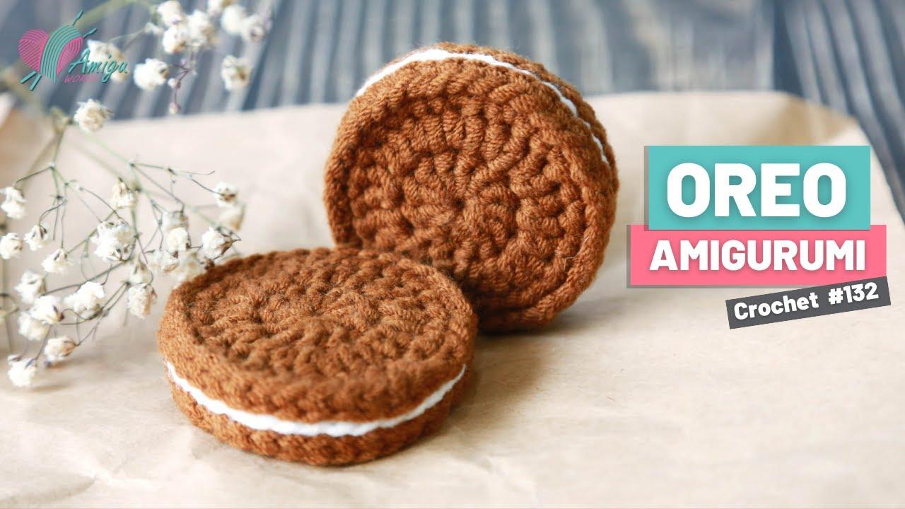 Free Pattern – How to crochet an Oreo amigurumi