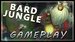 Bard Gameplay Jungle - League of legends