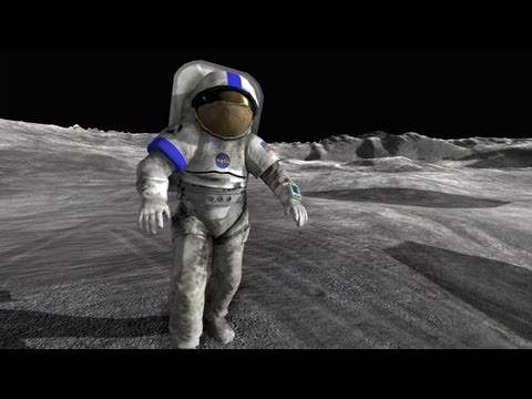 Moonbase Alpha Text to Speech