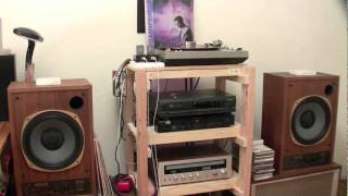 getlinkyoutube.com-Tannoy My wife's system.m4v