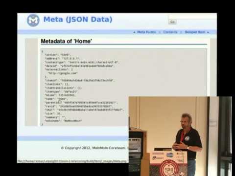 Image from Die Infrastruktur für Erweiterungen der Wiki-Software MoinMoin (moin2).