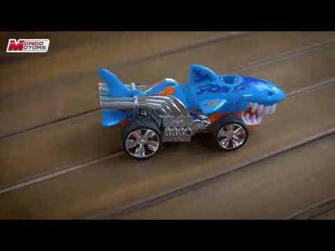 Hot Wheels Lights & Sounds  Sharkruiser