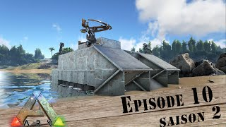 getlinkyoutube.com-ARK / Le tank des mers / Episode 10 / Saison 2 /