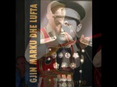 Tom Gjergji: Kange per Gjeneral GJIN MARKUN