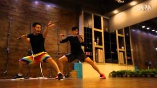 getlinkyoutube.com-Eddie Peng martial arts training