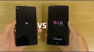 Xiaomi Mi4c VS LG G4 - Speed & Camera Performance!