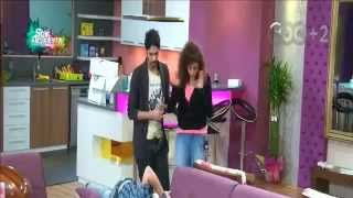 getlinkyoutube.com-عودة رولا سعد الى ستار اكاديمي 11 - شاهد حصريا لحظة دخول رولا للاكاديمية