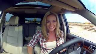 getlinkyoutube.com-Новый Jeep Grand Cherokee: тест-драйв от Насти Трегубовой