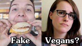 Nikocado Avocado was never really vegan? (fake vegans, burnout, & s**t vegan diets)