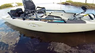 getlinkyoutube.com-2015 Hobie Pro Angler 14 Review