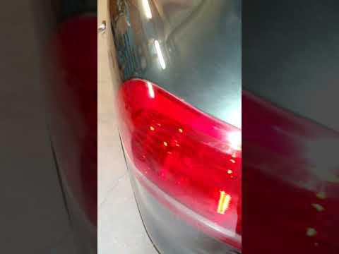 Как снять задний фонарь на Volkswagen Touareg/фольксваген туарег 2011