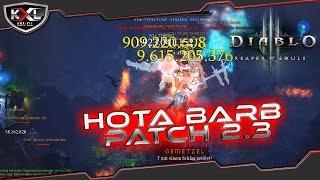 getlinkyoutube.com-[Build] Diablo 3 RoS [2.3]  HOTA-Barb High-Grift  ➥ Let's Build