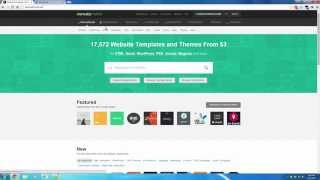 getlinkyoutube.com-How to Download Almost Any Premium Website Template