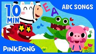 getlinkyoutube.com-ABC Alphabet Songs | Phonics | + Compilation | PINKFONG Songs for Children