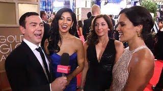 getlinkyoutube.com-The Brooklyn Nine-Nine Cast Didn't Even Expect a Golden Globes Nomination