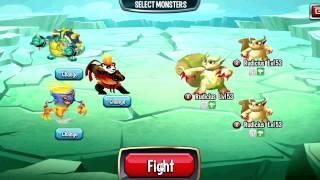 getlinkyoutube.com-Monster Legends Adventure Map Levels 71 To 80