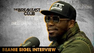 Beanie Sigel Confronts Charlamagne, Laughs At Young Joc, Truth About State Property, Gay Agenda On Breakfast Club