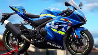 getlinkyoutube.com-New 2017 GSXR 1000! Best power to weight ratio?