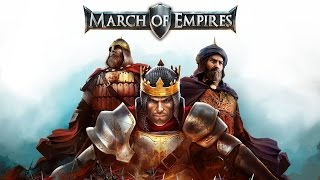 March of Empires RPG per iOS e Android