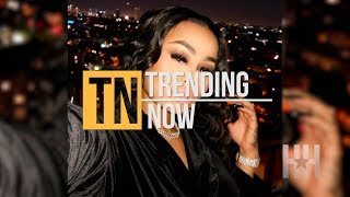 Blac Chyna's Struggle Sex Tape Scandal - Trending Now