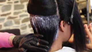 getlinkyoutube.com-Défrisage cheveux CREPUS