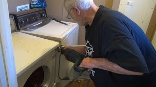 ANGRY GRANDPA DESTROYS THE DRYER!