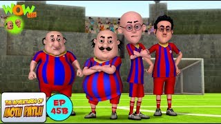 getlinkyoutube.com-Football Match - Motu Patlu in Hindi