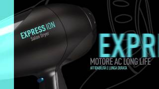 Express Ion Hair Dryer by GA.MA Italty