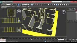 getlinkyoutube.com-3Ds Max Tutorial Mimari Modellemeye Giriş (Architectural Tutorial Beginner) PART-2
