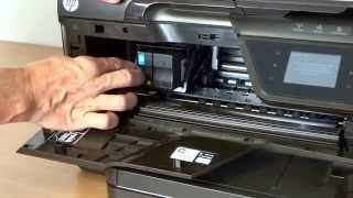 Tipp: Füllstandsanzeige korrigieren bei kompatiblen Tintenpatronen (Beispiel: HP Officejet Pro 8600)
