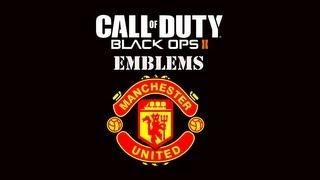 getlinkyoutube.com-Emblem Manchester United   Black Ops 2   By SergioLiveHD