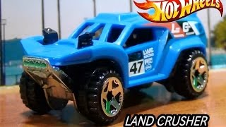 getlinkyoutube.com-Hot Wheels LAND CRUSHER