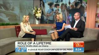 getlinkyoutube.com-Naomi Watts back home to Australia