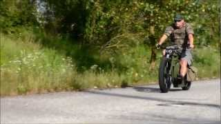 getlinkyoutube.com-E-bike Enorm V2 military custom cruiser