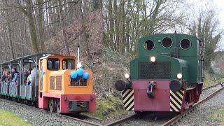 getlinkyoutube.com-Werks-  und Feldbahnen   Muttenthalbahn und Deutz Diesellok (HD)