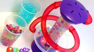getlinkyoutube.com-ORbeez Swirl 'n Whirl Playset - itsplaytime612
