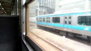 getlinkyoutube.com-現在も東海道線に113系が走っていたら、こんな車窓?
