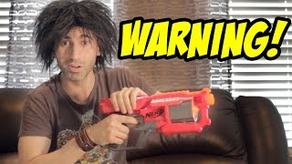 getlinkyoutube.com-INSANE NERF MOD (Do not try this at home)