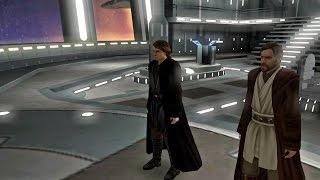 getlinkyoutube.com-Star wars Movie Duels 2 mod Jedi Academy: Rescue over coruscant