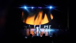 潘美辰2014巡回演唱会 (新加坡) Video 1 (魔鬼天使)